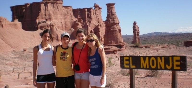 Középiskolai tanév Argentínában: tangó, Evita és Maradona
