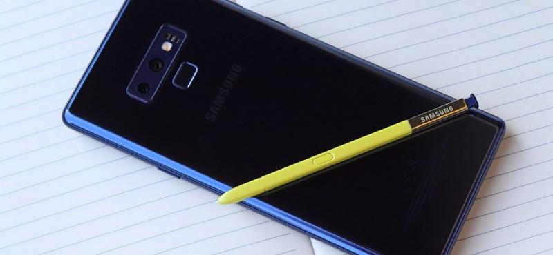 Ilyen erős lesz: már feltűntek a még be sem mutatott 5G-s Galaxy Note10 benchmarkjai