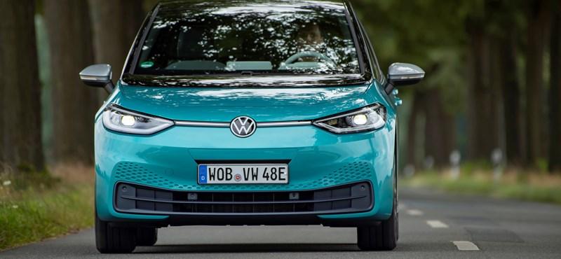 Volkswagen ID.3 – kipróbáltuk a legjobban várt elektromos autót