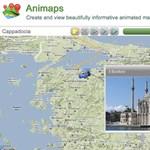 Így lehet különleges, multimédiás térképe