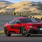 Megújulva tért vissza az Audi híres önvezető sportlimuzinja