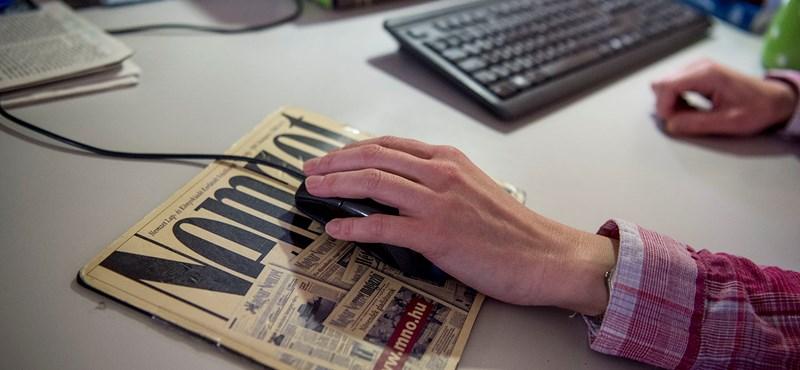 """""""Az ellenforradalmi összeesküvés gócává akarták tenni a Magyar Nemzet szerkesztőségét"""""""