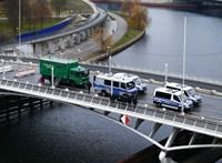 Rendkívüli készültség Berlinben: a világ lefontosabb vezetői érkeznek a fővárosba