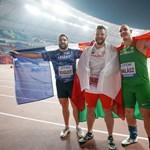 Sikeresen óvtak a vb-bronzérmes magyar kalapácsvető ellen