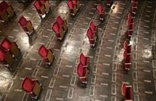 Így képzelik el a távolságtartást Berliner Ensemble színházában