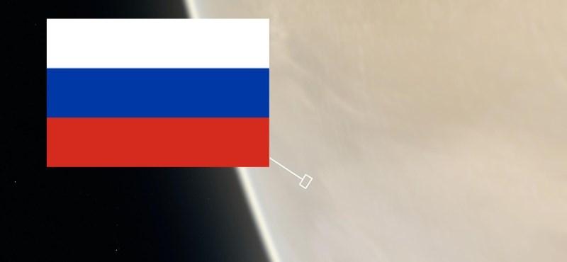 Az oroszok szerint a Vénusz egy orosz bolygó