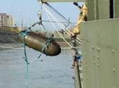 Kiemelték a tűzszerészek a budafoki bombát