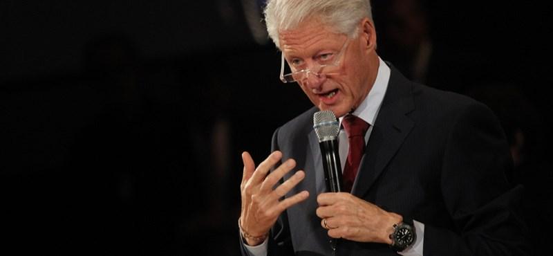 A lengyeleknek sem tetszett Clinton beszéde, de tudják, hogy kampányol