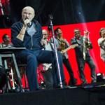 Phil Collins nagyon nincs jól, de a színpadot nem hagyja ott