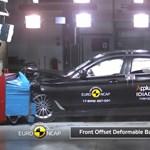 A legjobb minősítést kapta az új 5-ös BMW a törésteszten