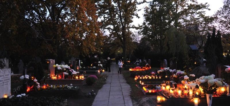 Migránsnak nézték a temetőbe érkezőket egy hevesi faluban