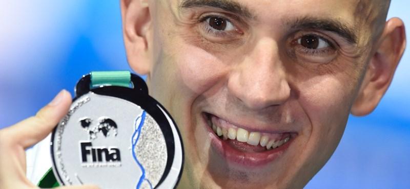 Cseh László: Tanulnom kellett, hogy mosolyogva járjak edzésre