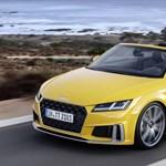 Felfrissült Győr büszkesége: itt az új Audi TT