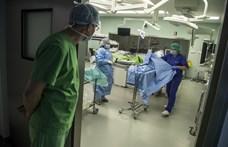 Terjed, hogy az orvosok és ápolók hősiességét nem csak az ablakból tapsolva honorálják