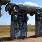 Stonhenge autókból - itt a legújabb turista látványosság