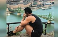 Itt forgat Luke Evans, és videóban áradozik a gyönyörű Budapestről