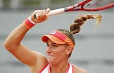 Babos Tímea főtáblára jutott egyesben az Australian Openen