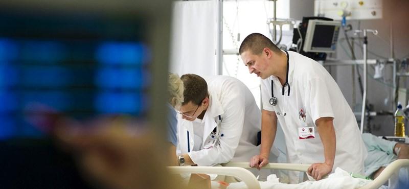 Önként tette közzé kórházi fertőzésekről szóló adatait egy kórház, a TASZ meg is dicsérte