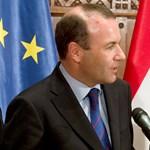 A legerősebb német kormánypárt elnöke szerint a Fidesz ki fog lépni a Néppártból
