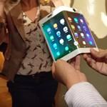 Telefonná hajtható a Lenovo tabletje