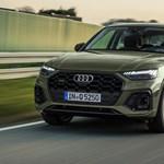 Itt a legnépszerűbb Audi SUV frissítése