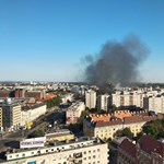 Hatalmas lángokkal égett egy ház a XIII. kerületben
