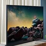 """Megjelent a Samsung új TV-je: 35 millió képpont felbontású, 85""""-os"""