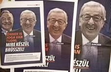 A Soros-alapítványok szóvivőjének is megvan a véleménye a kormány plakátkampányáról