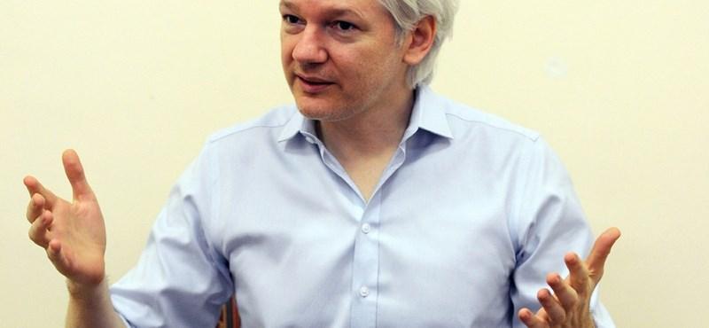 Assange nemsokára kijöhet a búvóhelyéről