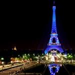 Zöld óriássá változhat az Eiffel-torony