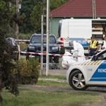 Kettős gyilkosság Oroson, apa és fia az áldozatok