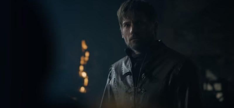 Jaime Lannisterért aggódhatunk a Trónok harca második részének friss előzetesében
