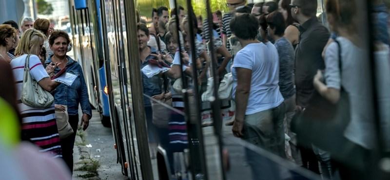 Tarlósék ennek nem fognak örülni: egy tanulmány szerint rossz irányba halad a budapesti közlekedés