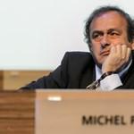 Eltiltása ellenére kap pénzt Platini az UEFA-tól