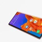 Specifikáció, pontos dátum és képek jöttek a Huawei összehajtható telefonjáról