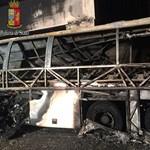 Magyar diákok tragikus buszbalesete Olaszországban