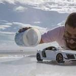 Ne higgyen a szemének: zseniális átejtős autós fotók