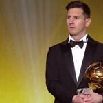 Semmi rendkívüli: Lionel Messi kapta az Aranylabdát