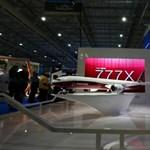 Bemutatták a Boeing 777X-et