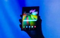 A Samsung üzeni mindenkinek: forradalmi újítást hoz az összehajtható kijelzős telefonjuk