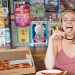 Itt egy újabb gasztronómiai vadhajtás: a pizzás nyalóka