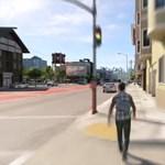 Ilyen videót még nem látott: egy játékos keresztülsétált egész San Franciscón
