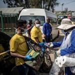 Afrikában is terjed a koronavírus, már ezren megfertőződtek