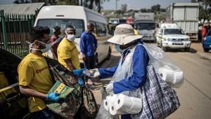 Tízezer koronavírus-fertőzött van már Afrikában