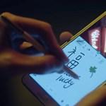 Itt az első videó a Samsung Galaxy Note 4-ről