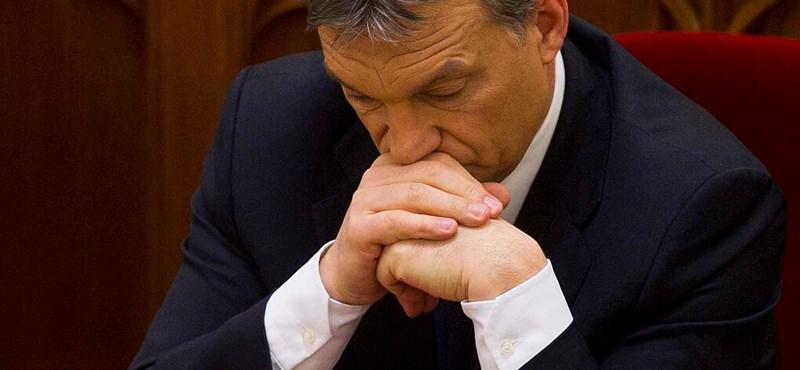 Mubarakhoz hasonlítják Orbánt a külföldi lapok