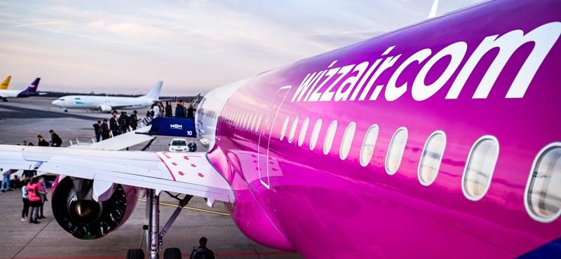 300 millióra bünteti a Wizz Airt a kormányhivatal