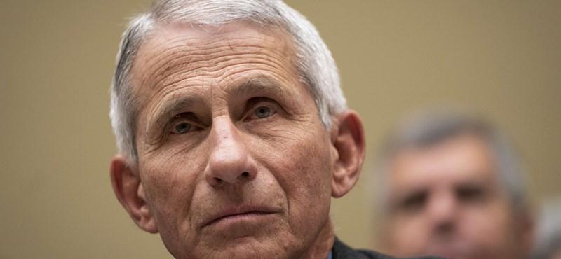Anthony Faucit kérte fel Joe Biden egészségügyi főtanácsadónak