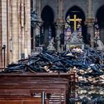 Ólommérgezéstől féltik a Notre-Dame körül élőket