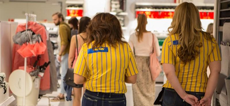 Árat csökkent az Ikea